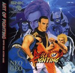 Art of Fighting Neo Geo CD Prices