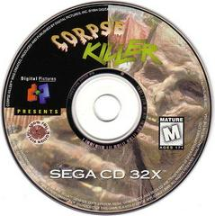 Corpse Killer - Disc | Corpse Killer Sega 32X
