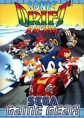 Sonic Drift Racing PAL Sega Game Gear Prices