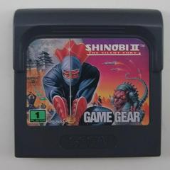 Cartridge   Shinobi II the Silent Fury Sega Game Gear