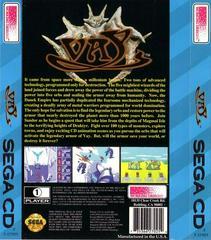 Vay - Back | Vay Sega CD