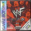 WWF Attitude | PAL GameBoy Color