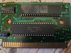 Circuit Board (Front) | Ghouls 'N Ghosts Sega Genesis