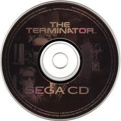 The Terminator - Disc | Terminator Sega CD