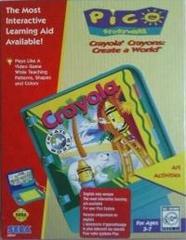 Crayola Crayons: Create a World Sega Pico Prices