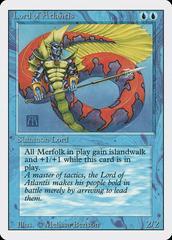 Lord of Atlantis Magic Revised Prices