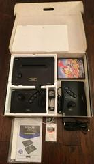US Retail Box Contents  | Neo Geo System Neo Geo AES