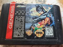 Cartridge (Front) | Batman Forever Sega Genesis