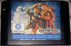Back To The Future III - Cartridge   Back to the Future III Sega Genesis