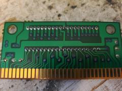 Circuit Board (Reverse) | Final Zone Sega Genesis
