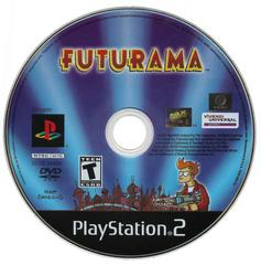 Disc | Futurama Playstation 2