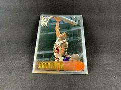 Scottie Pippen Basketball Cards 1996 Topps Chrome Prices