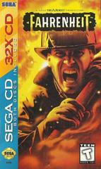Fahrenheit - Manual | Fahrenheit Sega 32X