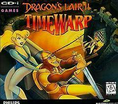 Dragon's Lair 2 Time Warp CD-i Prices