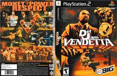 Artwork - Back, Front | Def Jam Vendetta Playstation 2