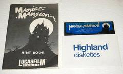Disk   Maniac Mansion Commodore 64
