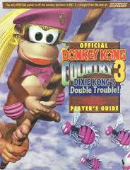 Donkey Kong Country 3 Player's Guide Strategy Guide Prices