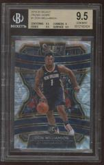 Zion Williamson [Scope Prizm] Basketball Cards 2019 Panini Select Prices