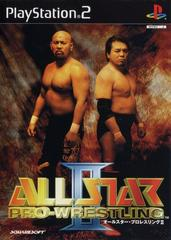 All Star Pro Wrestling II JP Playstation 2 Prices