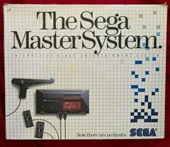Box Packaging | Sega Master System Console Sega Master System