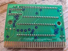 Circuit Board (Reverse) | Mortal Kombat II Sega Genesis