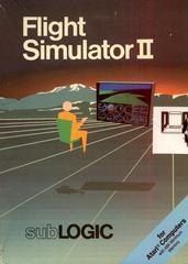 Flight Simulator II Atari 400 Prices