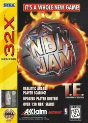 NBA Jam Tournament Edition Sega 32X Prices