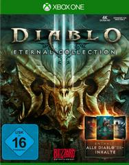 Diablo III Eternal Collection PAL Xbox One Prices