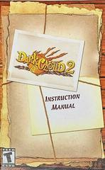Manual - Front | Dark Cloud 2 Playstation 2