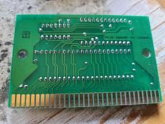 Circuit Board (Reverse) | Brett Hull Hockey 95 Sega Genesis