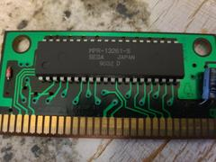 Circuit Board (Front) | After Burner II Sega Genesis