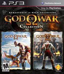 God of War Collection Playstation 3 Prices
