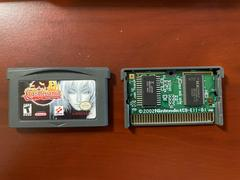 Cartridge And Circuit Board | Castlevania Aria of Sorrow GameBoy Advance