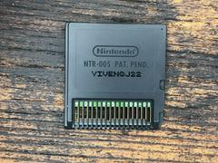 Cartridge Back | Dragon Quest IV Chapters of the Chosen Nintendo DS
