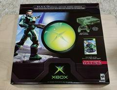 System Box | Xbox System [Green Halo Edition] Xbox