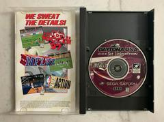 Inner Case | Daytona USA Championship [Net Link Edition] Sega Saturn