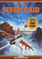 River Raid Atari 5200 Prices