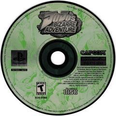 Game Disc | JoJo's Bizarre Adventure Playstation