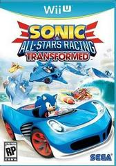 Sonic & All-Stars Racing Transformed Wii U Prices