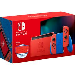 Nintendo Switch Mario Red & Blue Edition Nintendo Switch Prices