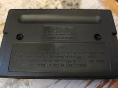 Cartridge (Reverse)   WWF Super Wrestlemania Sega Genesis