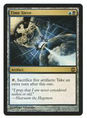 Time Sieve Magic Alara Reborn Prices
