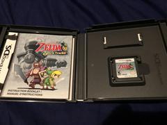 Manual + Cartridge  | Zelda Spirit Tracks Nintendo DS
