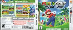 Cover Art   Mario Golf: World Tour Nintendo 3DS