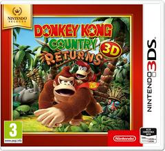 Donkey Kong Country Returns 3D [Nintendo Selects] PAL Nintendo 3DS Prices