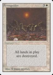 Armageddon Magic Unlimited Prices
