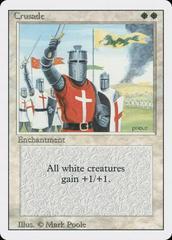 Crusade Magic Revised Prices