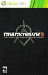 Manual - Front | Crackdown 2 Xbox 360