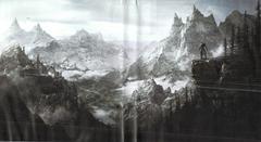 Back Of Slipcover Scan By Canadian Brick Cafe | Elder Scrolls V: Skyrim Playstation 3