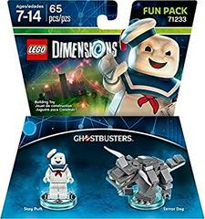 Ghostbusters - Stay Puft [Fun Pack] Lego Dimensions Prices